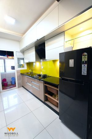 Parallel Kitchen Side A