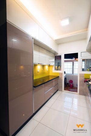 Parallel Kitchen Side B
