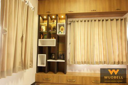 Premium Fabric Ivory Curtain