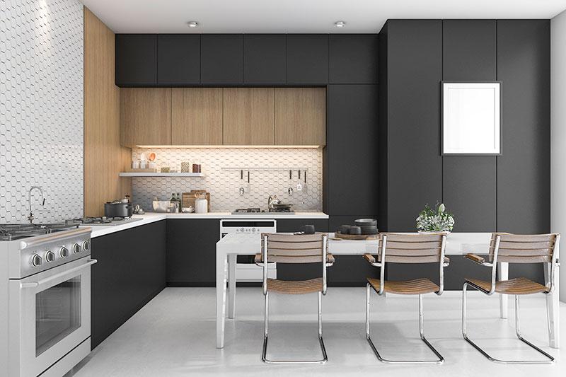 Modular kitchen quality
